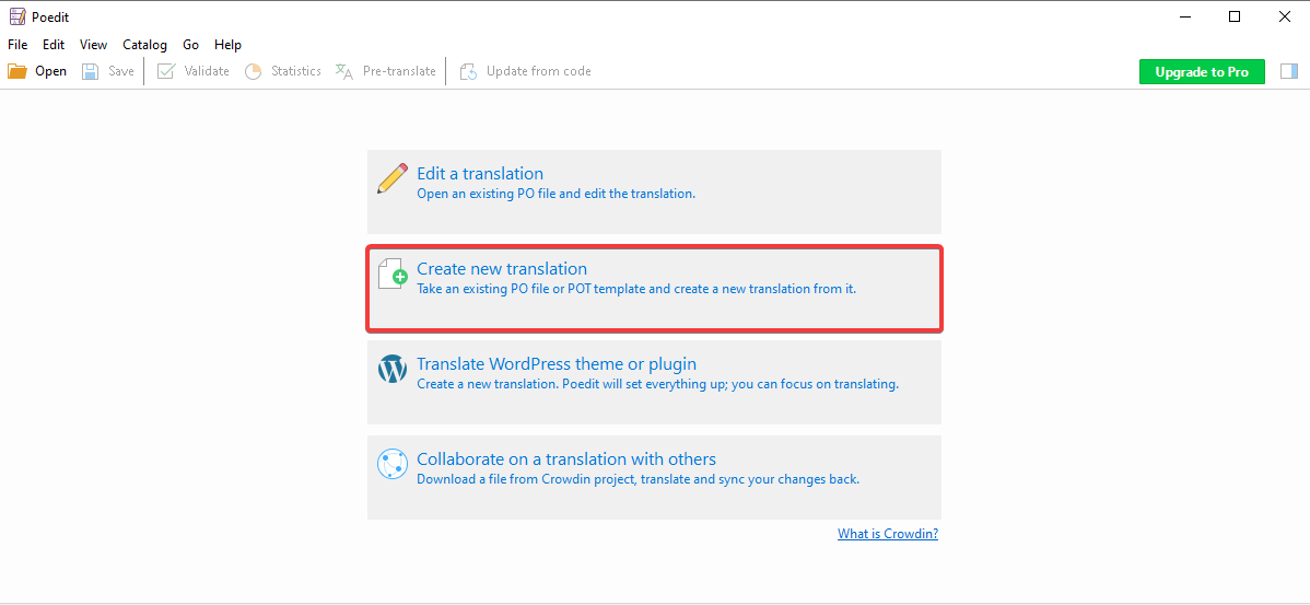 How to translate a plugin. Translating the FS poster plugin.