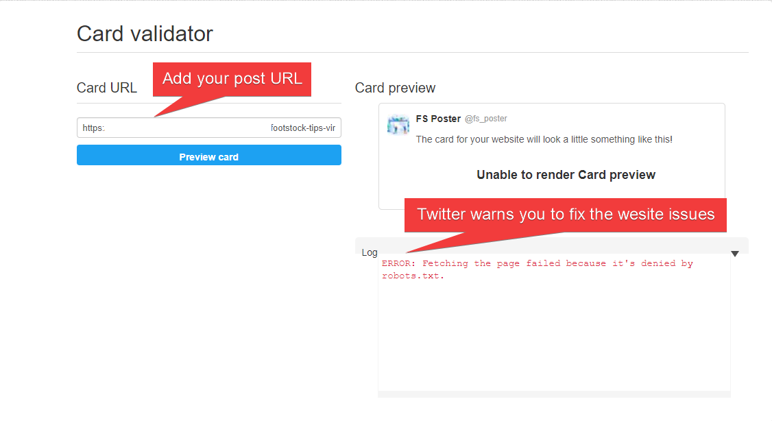 FS Poster - Schedule & Share WordPress Posts to Twitter Automatically