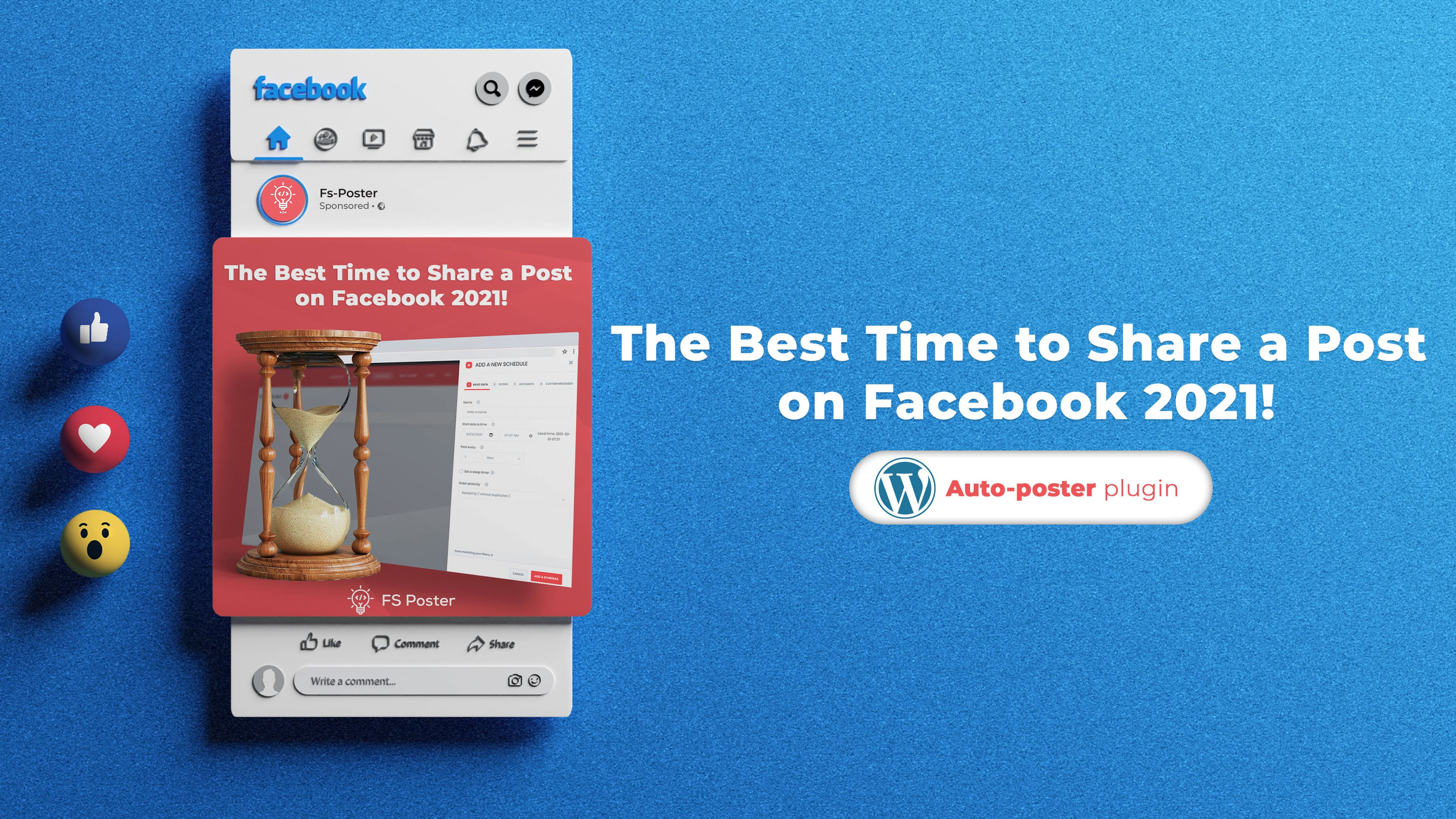The Best Time to Share a Post on Facebook 2021