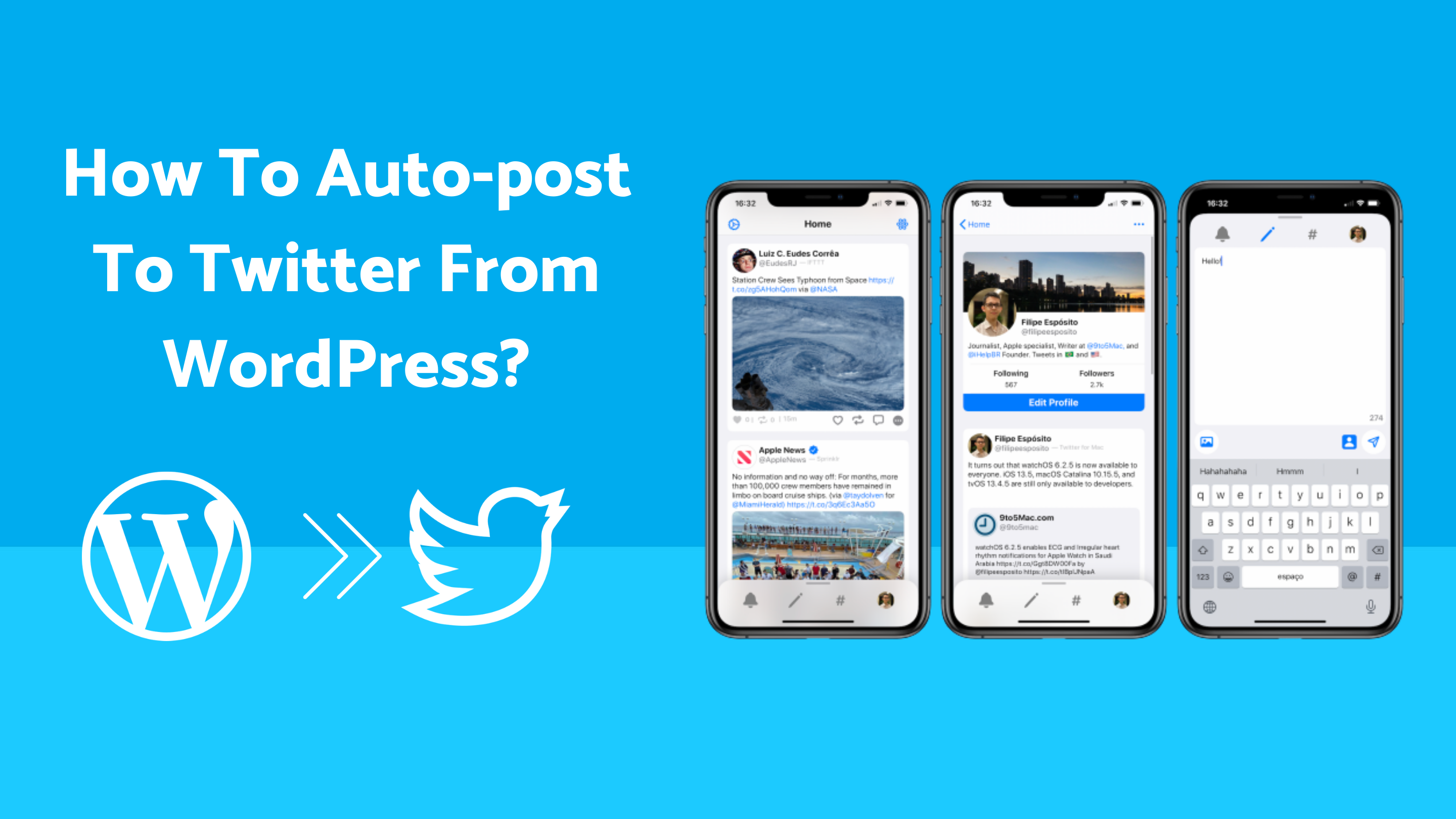 How to Auto-Post to Twitter from WordPress [A complete guide]