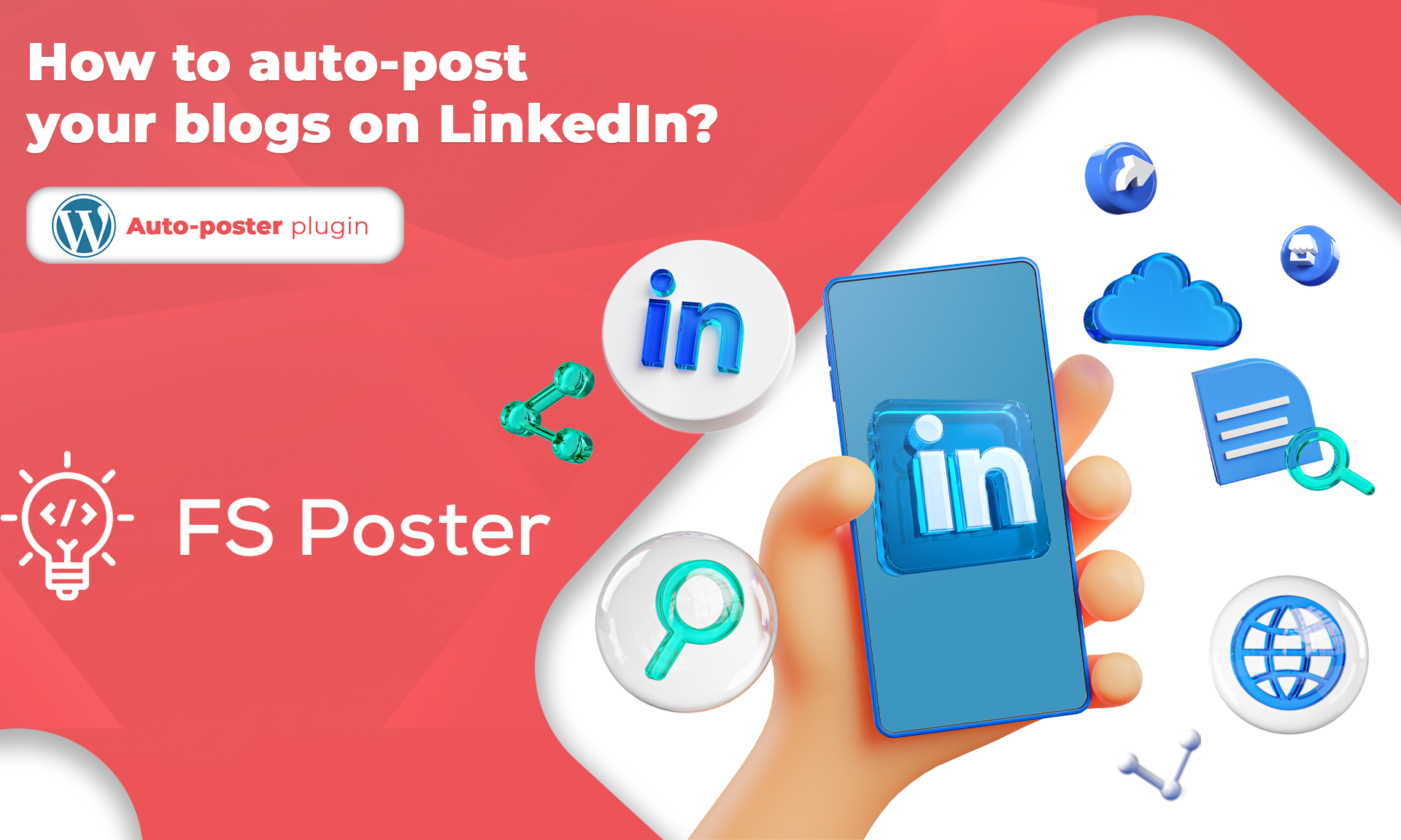 How to auto-post your blogs on LinkedIn?