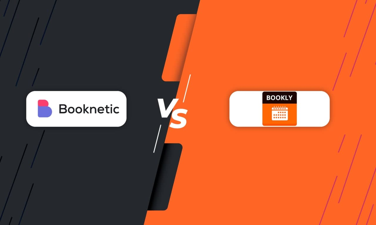 Bookly PRO vs Booknetic