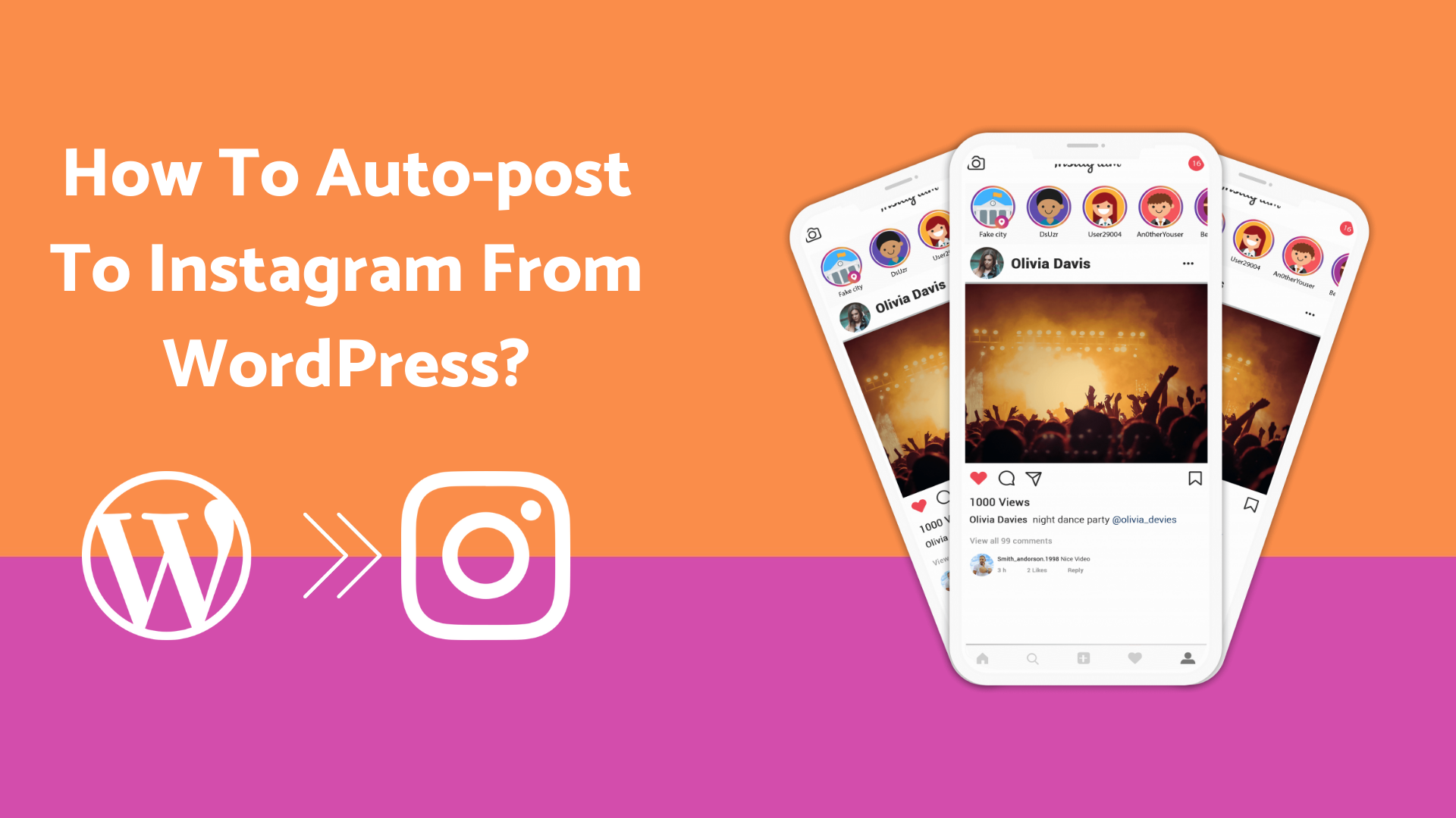 How to Auto-Post to Instagram from WordPress [A Complete Guide]
