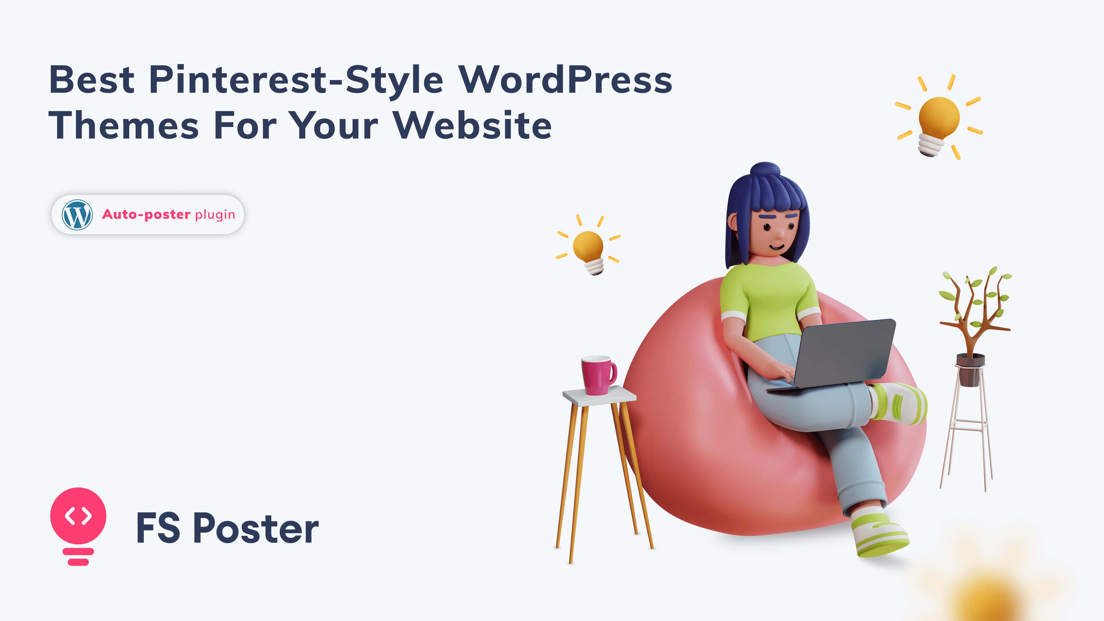 Best Pinterest-style WordPress themes for your website