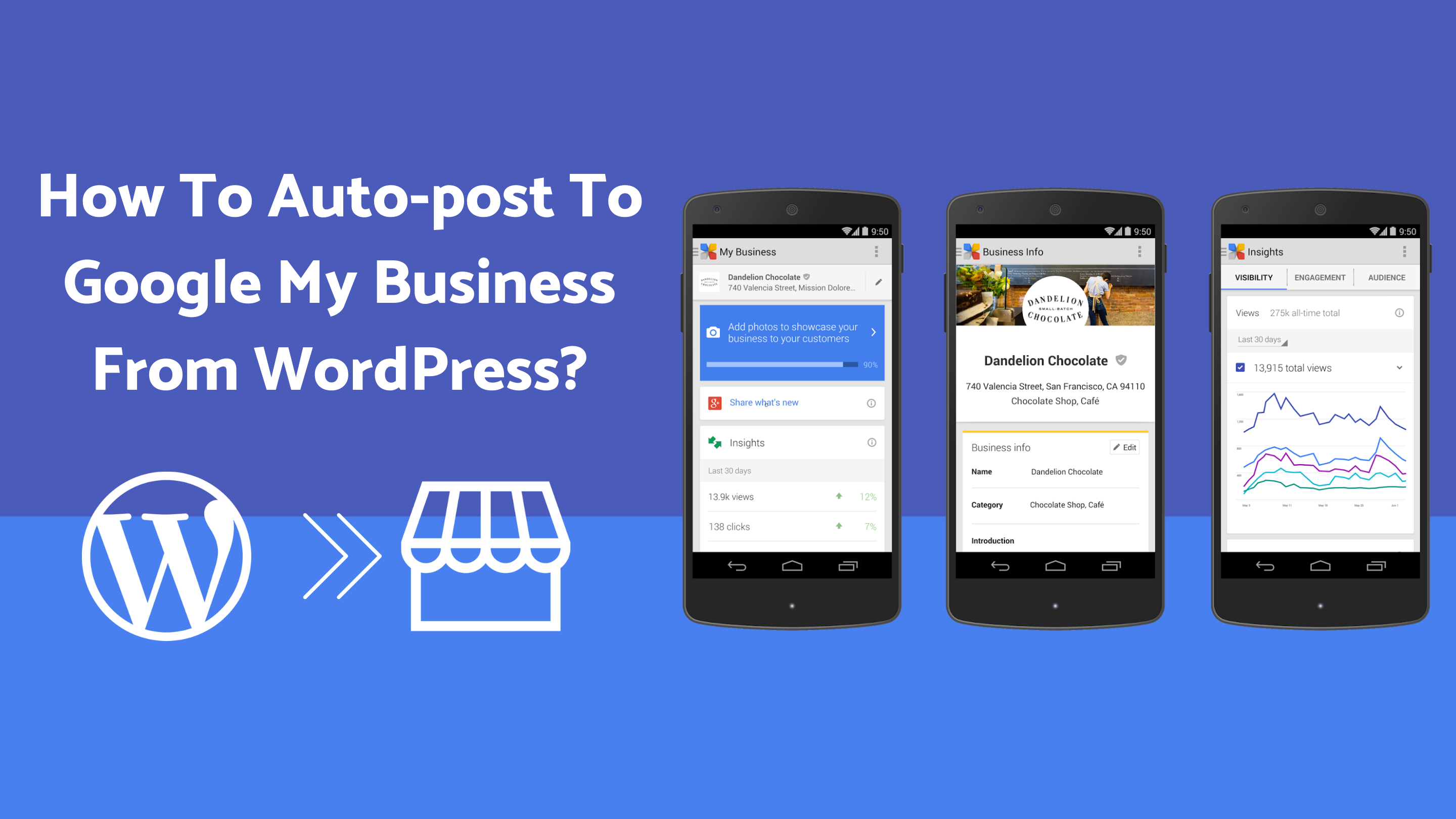 How To Auto-Post To Google My Business From WordPress [A Complete Guide]