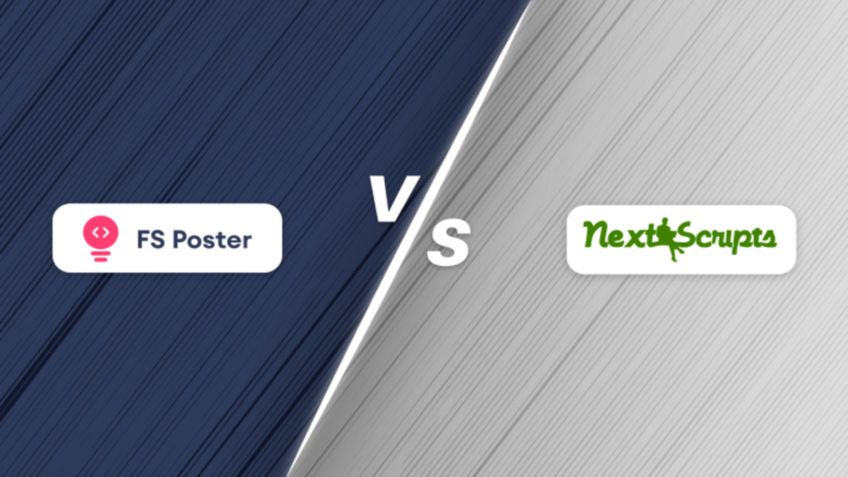 FS Poster vs. NextScripts | Which is better for you?