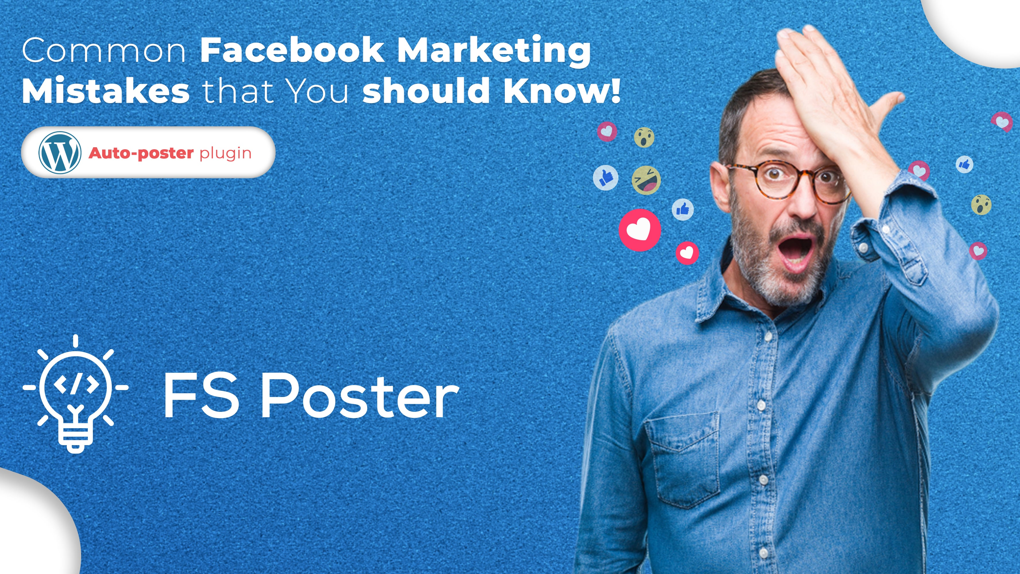 Common Facebook Marketing Mistakes That You Should Know