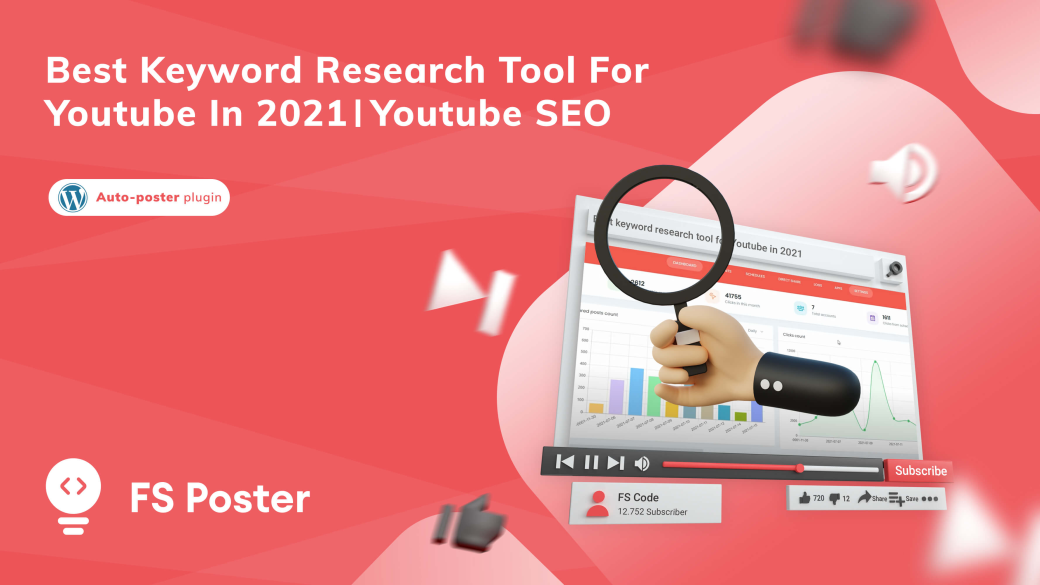Best keyword research tool for Youtube in 2021 | Youtube SEO