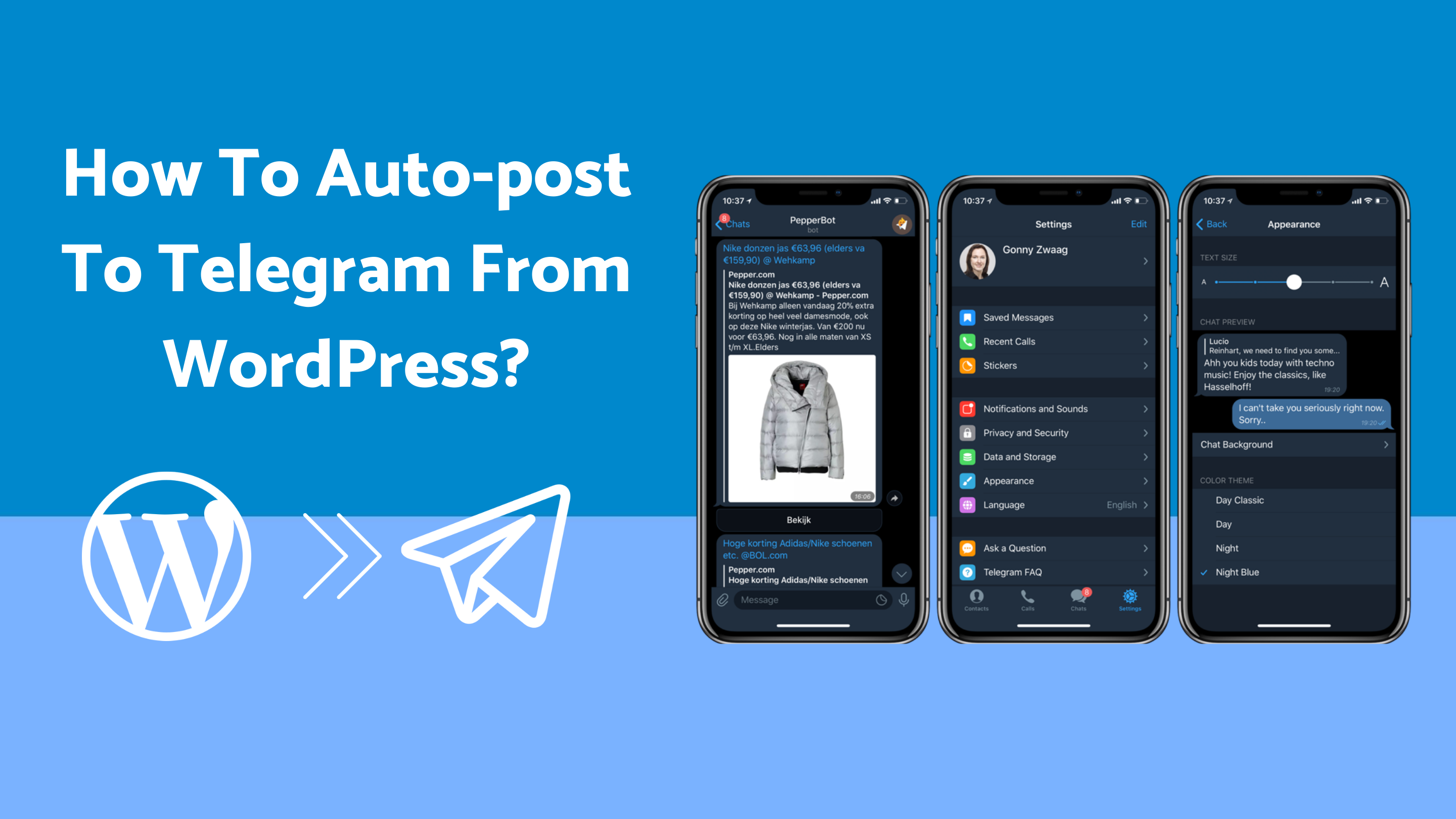 How To Auto-Post To Telegram From WordPress [A Complete Guide]