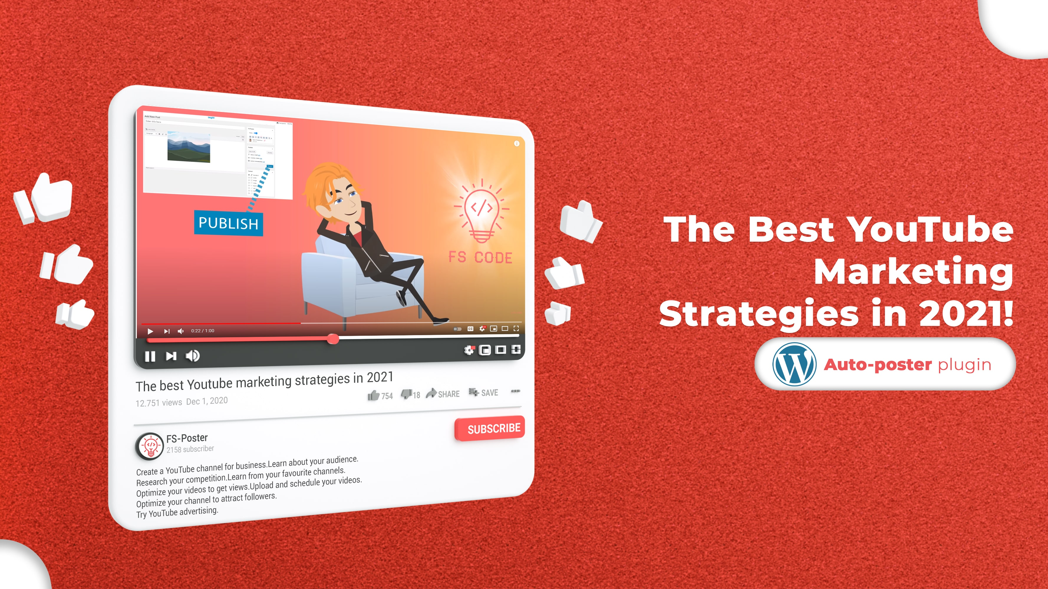 The Best YouTube Marketing Strategies in 2021