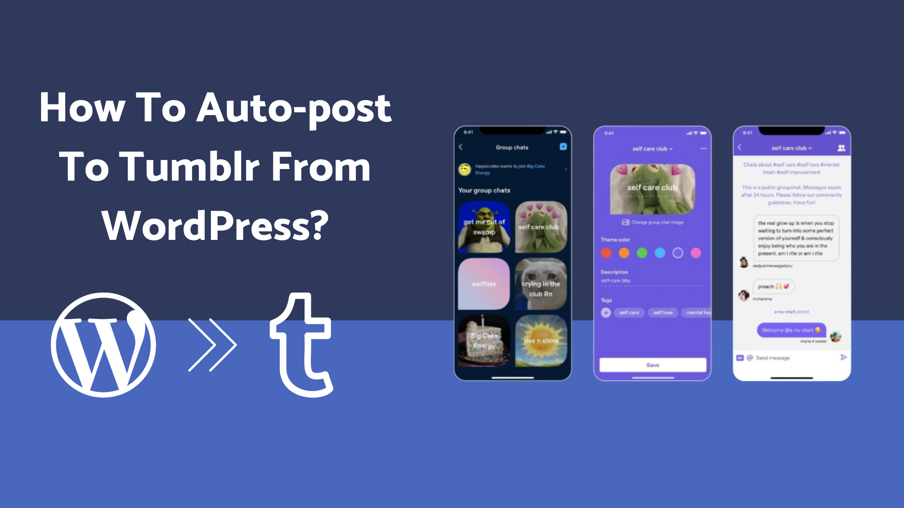 How To Auto-Post To Tumblr From WordPress [A Complete Guide]